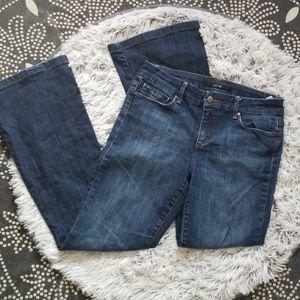 Joe's jeans skinny flare size 28